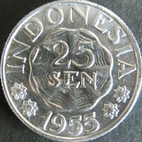 インドネシア 西暦1955年