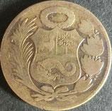 ペルー  西暦1943年