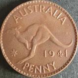 オーストラリア 西暦1941年