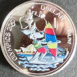 ソロモン諸島記念銀貨プルーフ