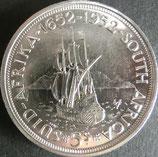 南アフリカ共和国記念銀貨 西暦1952年