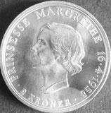 デンマーク記念銀貨 西暦1958年