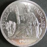 フランス共和国記念銀貨 西暦1906年Φ40