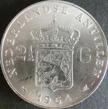 オランダ王国記念銀貨 西暦1964年Φ38