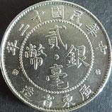 貳壱銀幣 廣東省造
