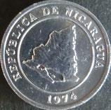 ニカラグア 西暦1974年