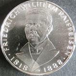 ドイツ記念銀貨 西暦1968年