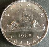 カナダ記念貨 西暦1968年