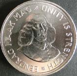 南アフリカ共和国記念銀貨 西暦1963年