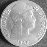 コロンビア 西暦1946年