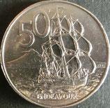 ニュージーランド記念貨 西暦1982年