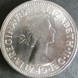 オーストラリア銀貨 西暦1957年