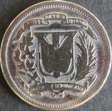 ドミニカ共和国 西暦1944年