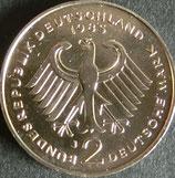 ドイツ記念貨 西暦1985年