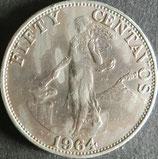 フィリピン西暦1964年