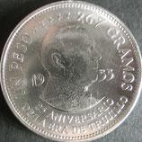 スペイン記念銀貨 西暦1955年