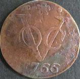 オランダ領東インド 西暦1766年