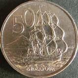 ニュージーランド記念貨 西暦1975年