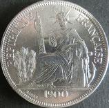 1ピアス銀貨 西暦1900年