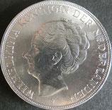 オランダ銀貨 西暦1929年Φ38