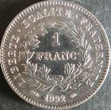 フランス 西暦1992年