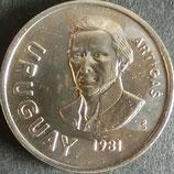ウルグアイ 西暦1981年