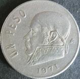 メキシコ 西暦1971年