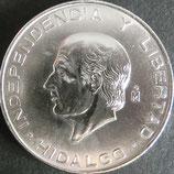 メキシコ記念銀貨 西暦1956年Φ37