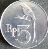 インドネシア 西暦1970年