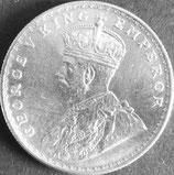 インド記念銀貨 西暦1920年Φ30