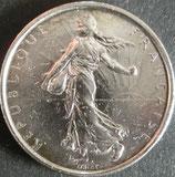 フランス銀貨 西暦1962年