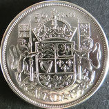 カナダ記念銀貨 西暦1958年