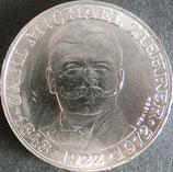 オーストラリア銀貨 西暦1972年Φ30