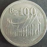 インドネシア 西暦1973年