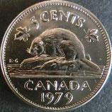 カナダ記念貨 西暦1979年