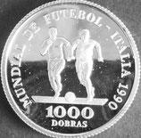 イタリアフットボールプルーフ銀貨