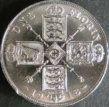 フローリン銀貨オーストラリア 西暦1918年