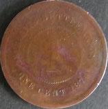 イギリス 西暦1874年