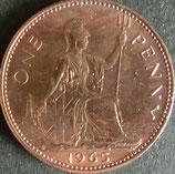 イギリス記念貨 西暦1965年