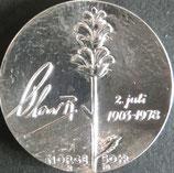 ノルウェー記念銀貨 西暦1978年