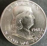 ベンジャミンフランクリン西暦1948年