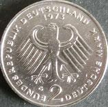 ドイツ記念貨 西暦1969年