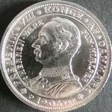 デンマーク記念銀貨 西暦1906年
