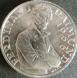 オーストラリア銀貨 西暦1966年Φ30