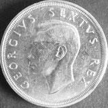 南アフリカ共和国記念銀貨 西暦1950年Φ40