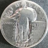 スタンディング・リバティ銀貨
