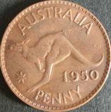 オーストラリア 西暦1950年
