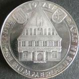 オーストラリア銀貨 西暦1973年Φ35