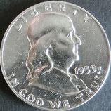 ベンジャミン フランクリン1/2$