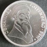 ドイツ記念銀貨 西暦1968年Φ30